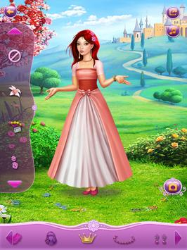 Dress Up Princess Charlotte screenshot 6