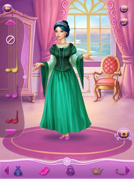 Dress Up Princess Charlotte screenshot 8