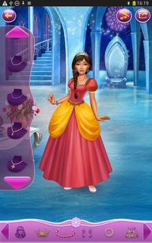 Dress up Princess Pocahontas screenshot 10