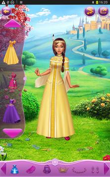 Dress up Princess Pocahontas screenshot 11