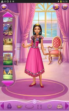 Dress up Princess Pocahontas screenshot 16
