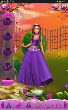 Dress up Princess Pocahontas screenshot 5