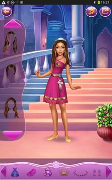 Dress up Princess Pocahontas screenshot 4