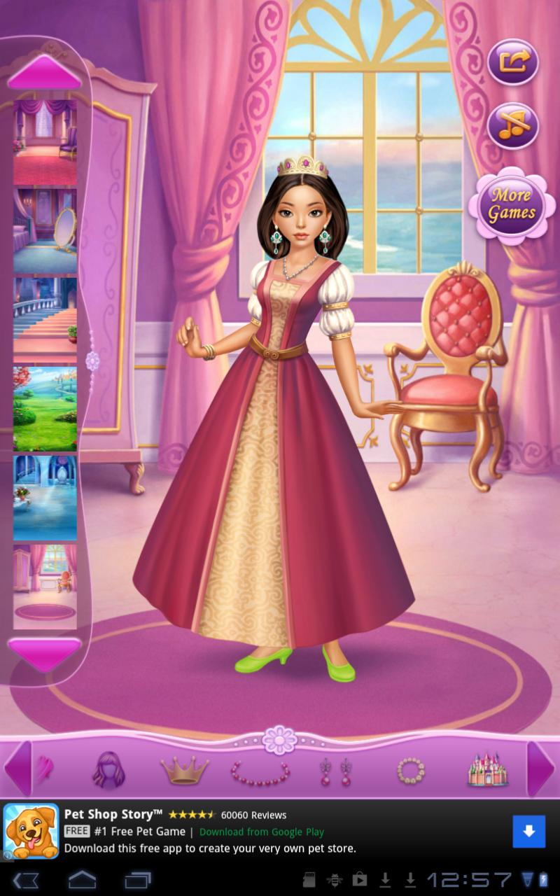 Dress Up Princess Tinker Bell For Android Apk Download