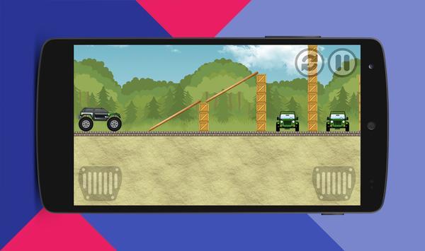 Crazy Monster Truck apk screenshot