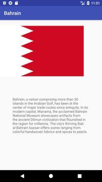 Bahrain poster