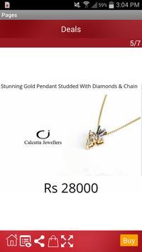 Calcutta Jewellers apk screenshot