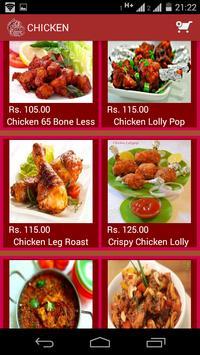 Sri Kannapa Restaurant apk screenshot