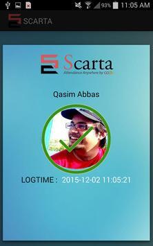 Scarta SmartCard Application screenshot 10