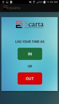 Scarta SmartCard Application screenshot 3