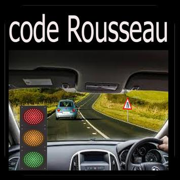 Code Rousseau New poster