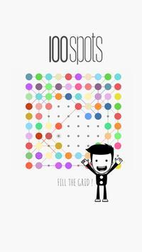 100 Spots poster
