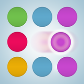 SwappyDots - Match 3 Puzzle icon