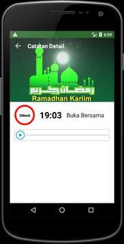 Catatan Ramadhan screenshot 3