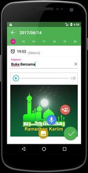 Catatan Ramadhan screenshot 2