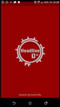 Headline 1st poster