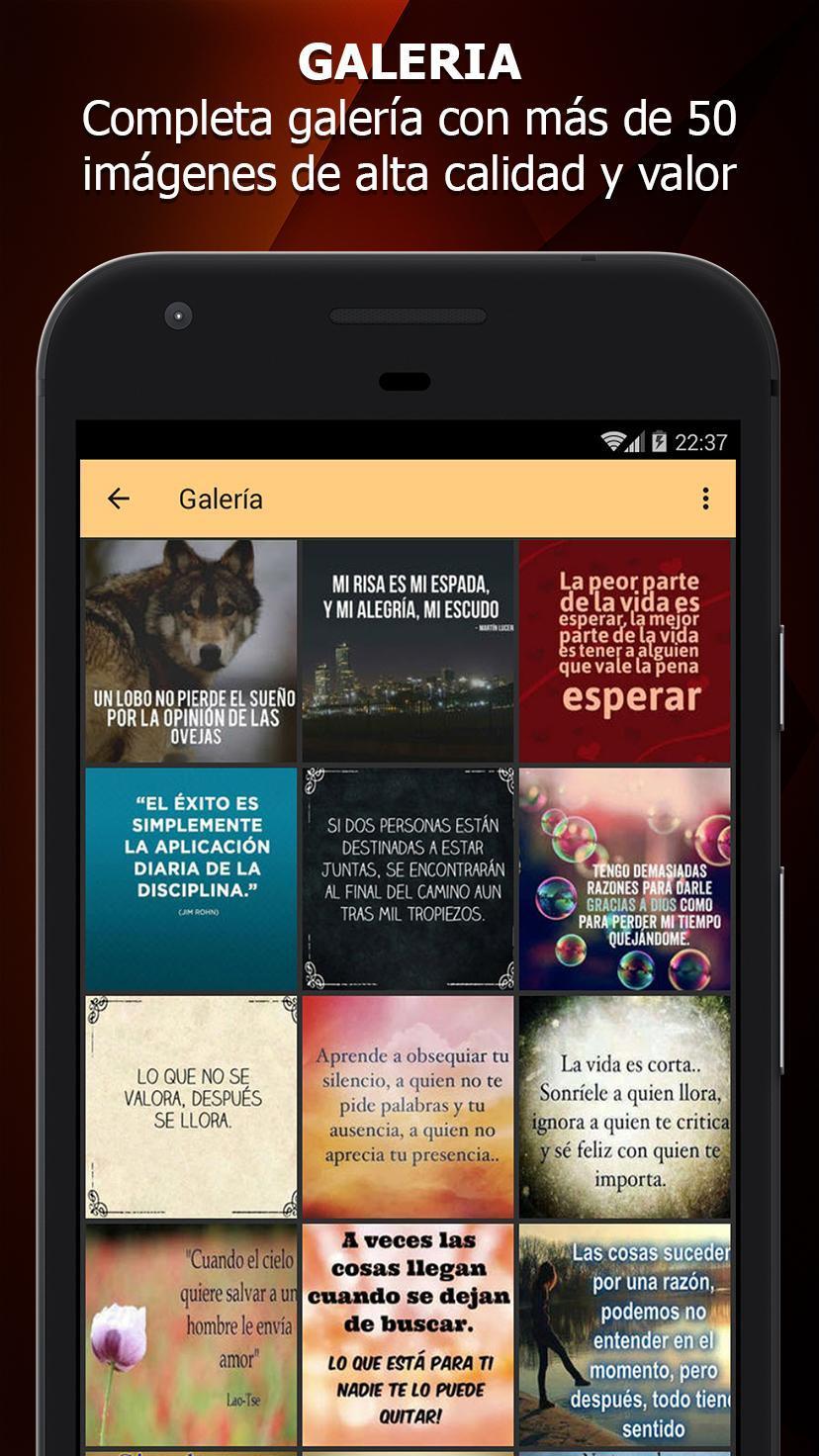 Frases Cortas De Reflexión для андроид скачать Apk