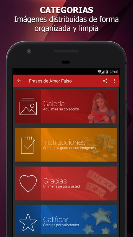 Frases De Amor Falso For Android Apk Download