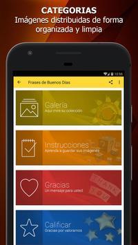 Frases de Buenos Días screenshot 1