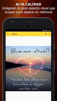 Frases de Buenos Días screenshot 3