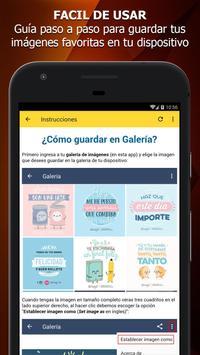 Frases de Buenos Días screenshot 5