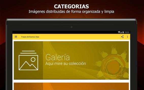 Frases de Buenos Días screenshot 6