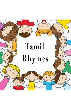 Tamil Rhymes for Kids - New poster