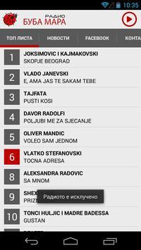 Radio Buba Mara 105.2 FM screenshot 2