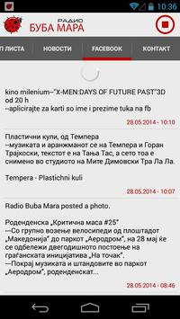 Radio Buba Mara 105.2 FM screenshot 4