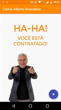 Carlos Alberto Invocation poster