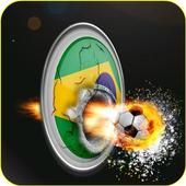Soccer HQ Live Wallpaper icon