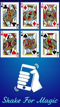 Magical Hidden Card Game poster