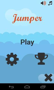 Divine Jump poster
