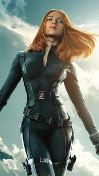 Black Widow 4K Wallpapers for Android - APK Download