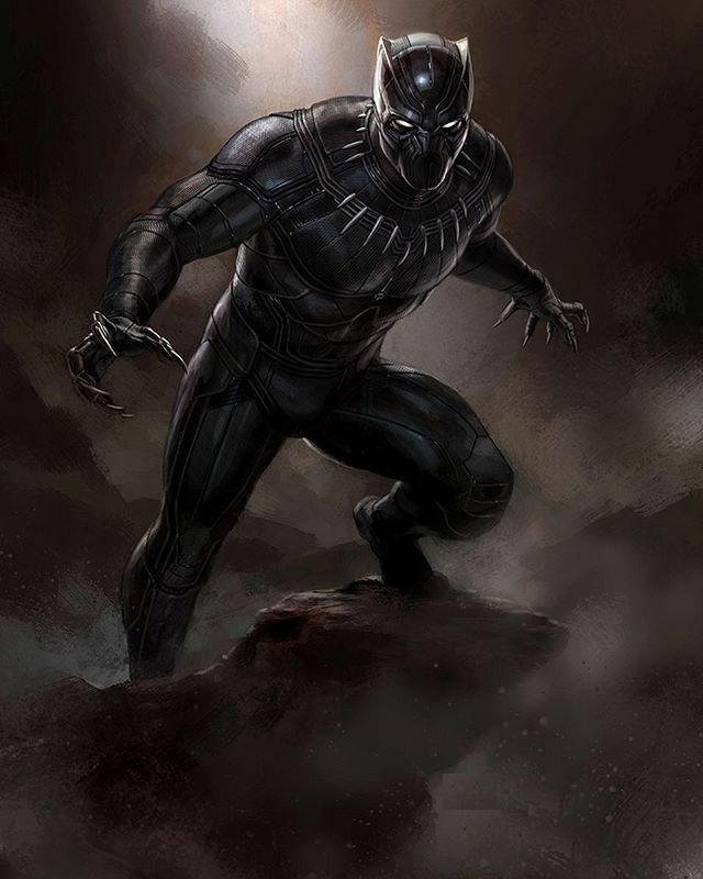 Black Panther Hd Wallpapers For Android Apk Download