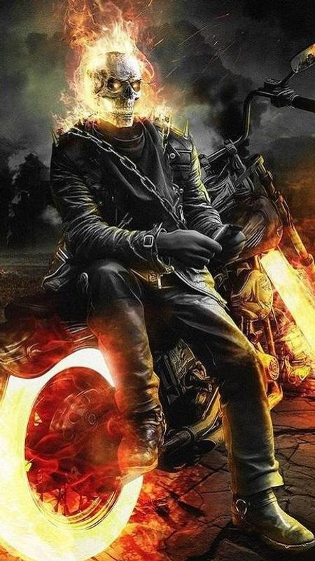 Ghost Rider HD Wallpapers poster ...