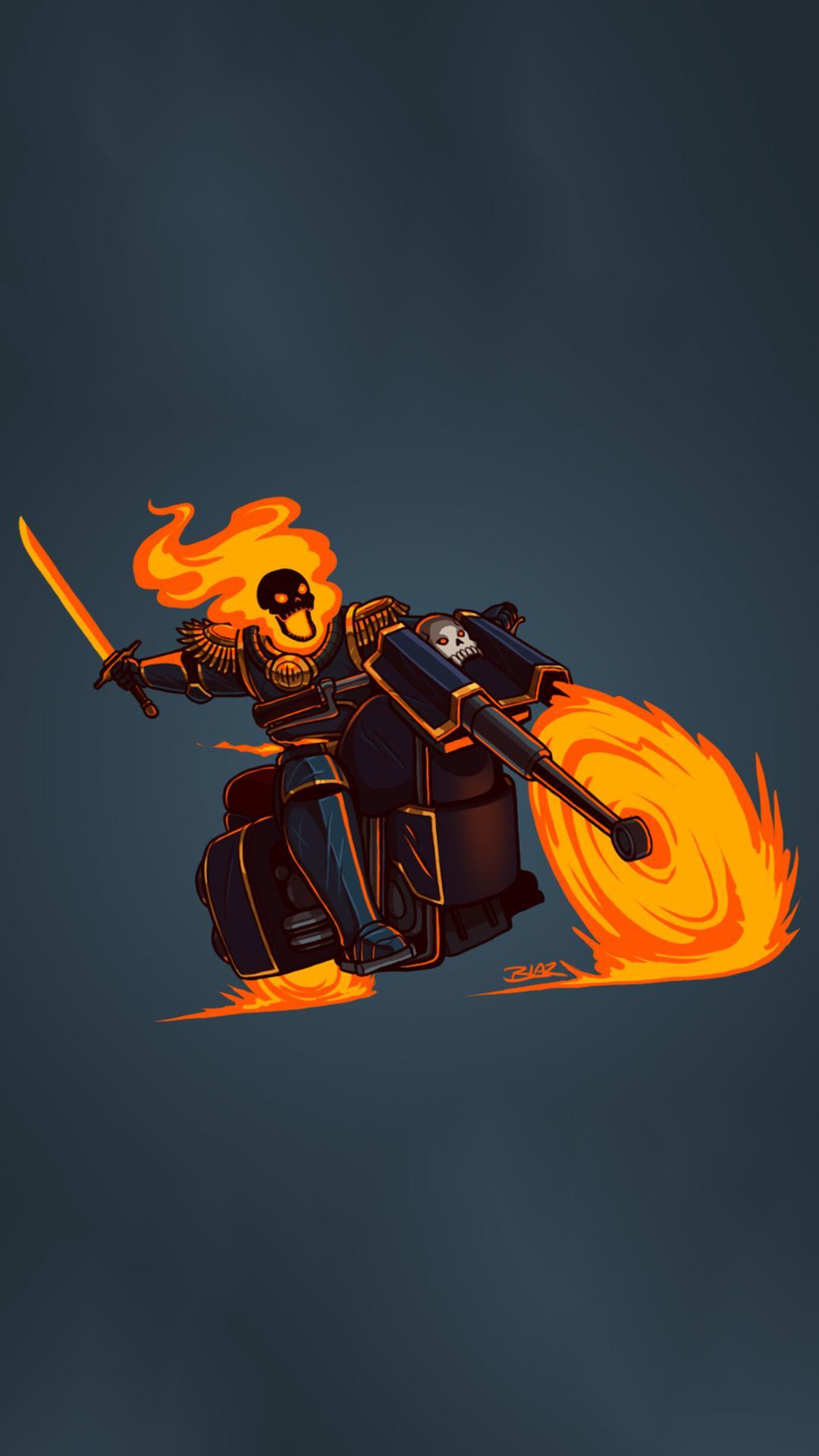 Ghost Rider Hd Wallpapers For Android Apk Download