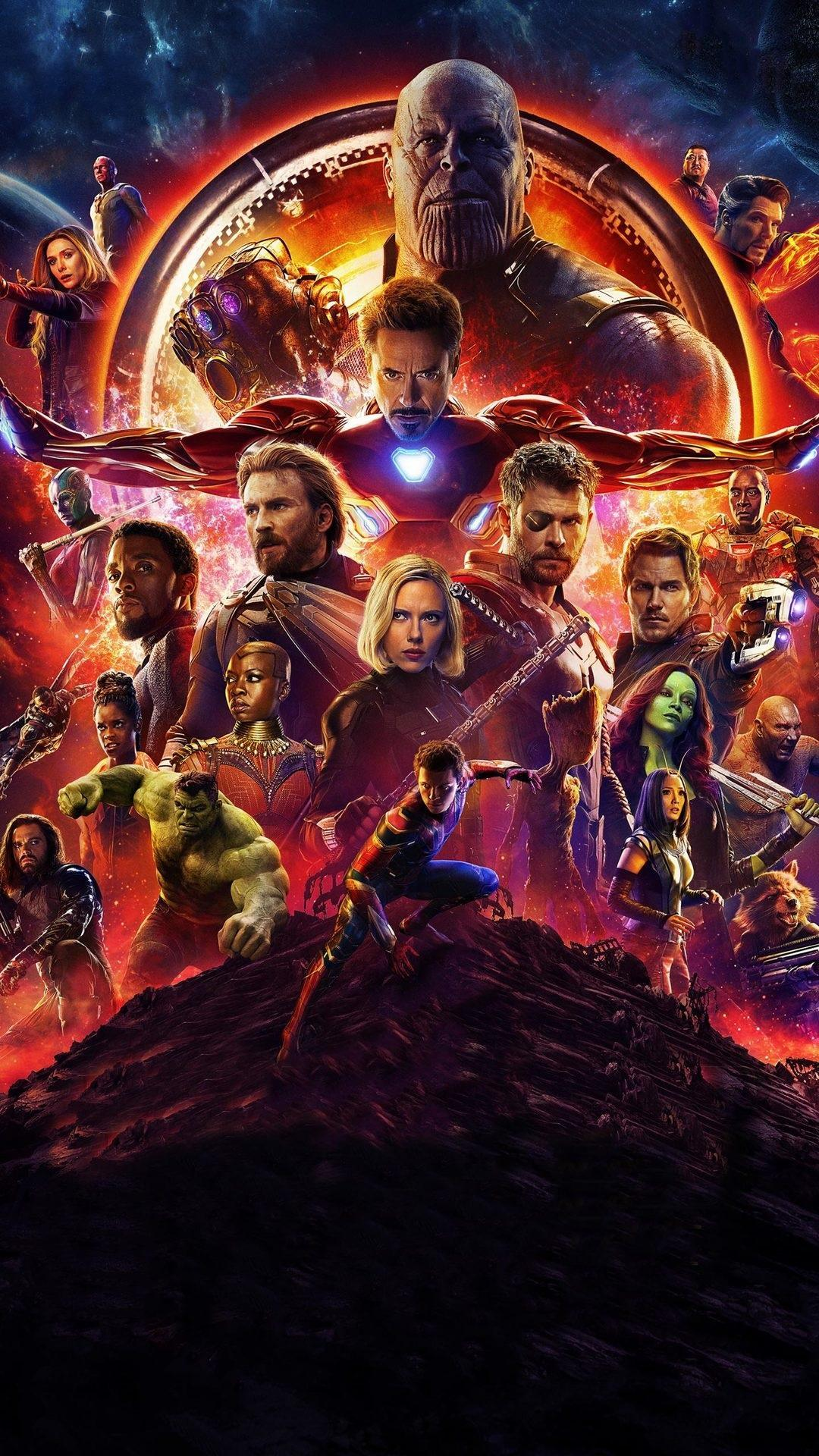 Avengers Infinity War 4k Wallpapers Für Android Apk
