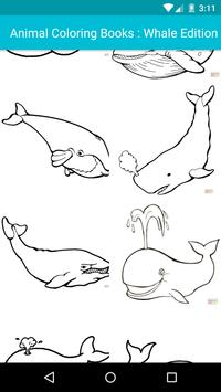 Animal Coloring For Children : Whale Edition apk screenshot