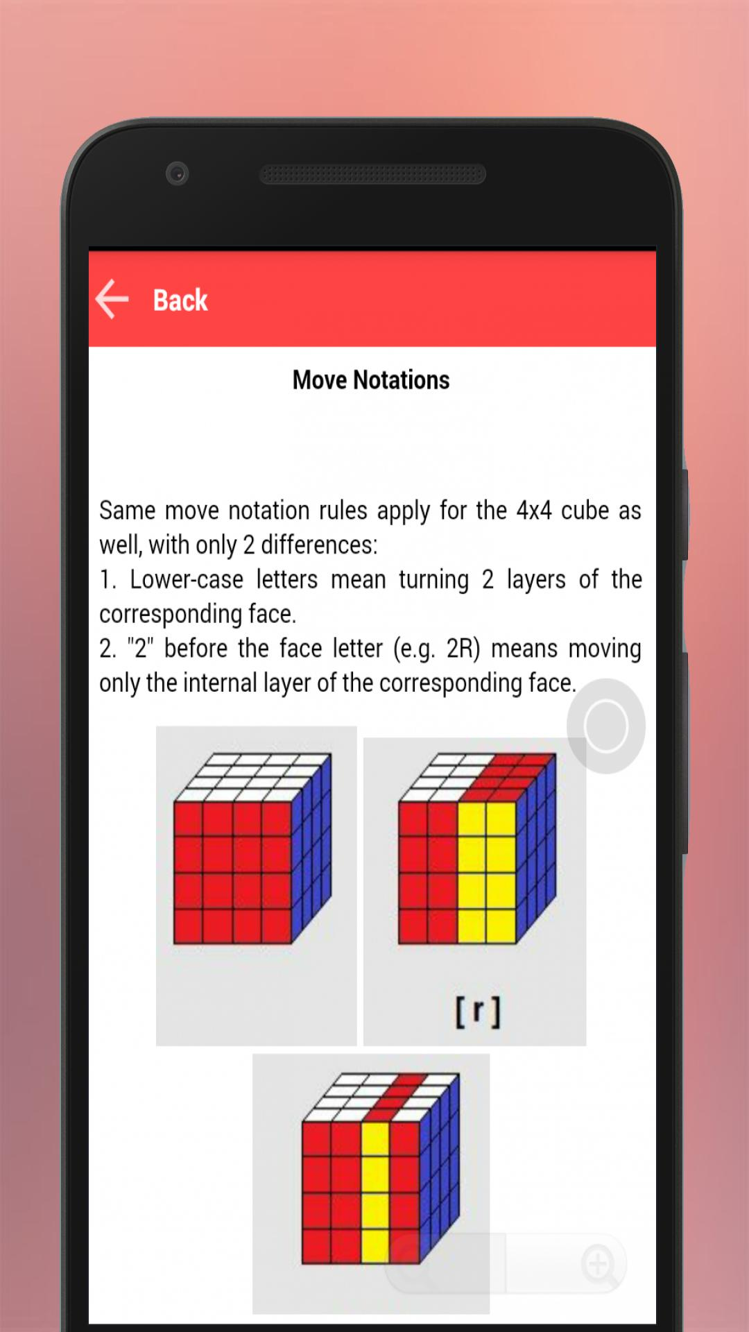 Best Guide to Solve Rubik 4x4 for Android - APK Download