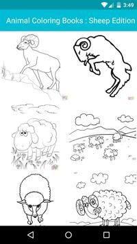 Animal Coloring For Children : Sheep Edition apk screenshot