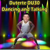 Duterte Du30 Dancing & Talking icon
