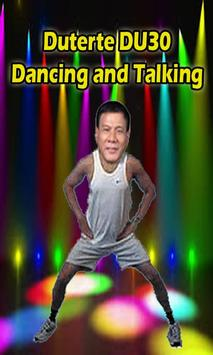 Duterte Du30 Dancing & Talking poster