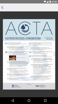 Acta Gastroenterol Latinoam. screenshot 1