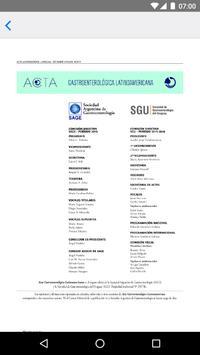 Acta Gastroenterol Latinoam. screenshot 2