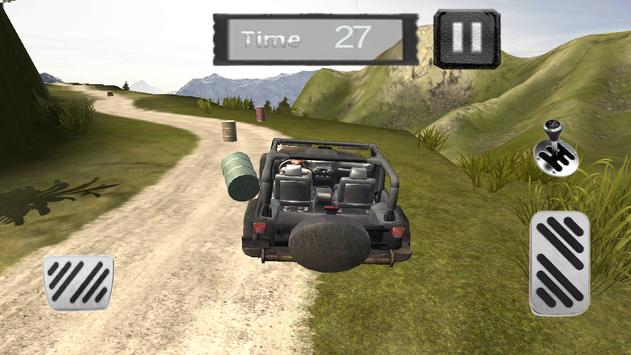 off road jeep driving simulator screenshot 4