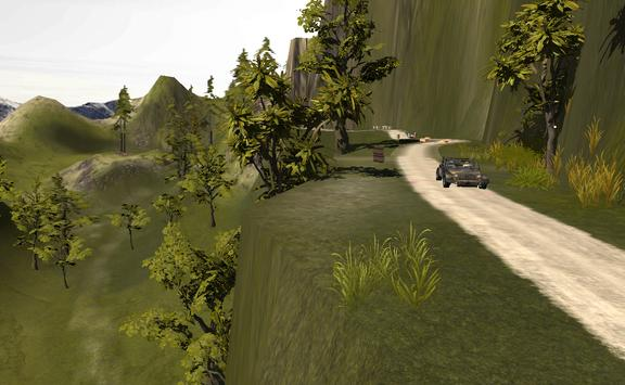 off road jeep driving simulator screenshot 7