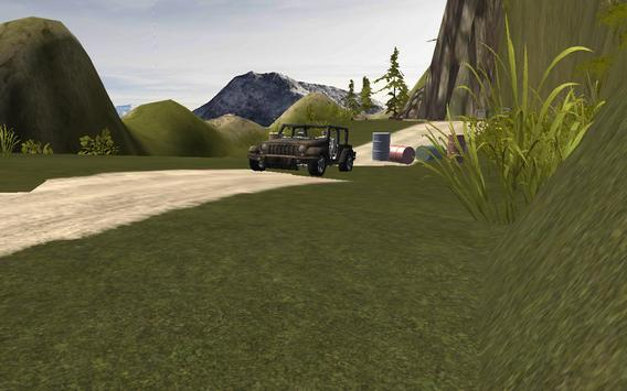 off road jeep driving simulator screenshot 1