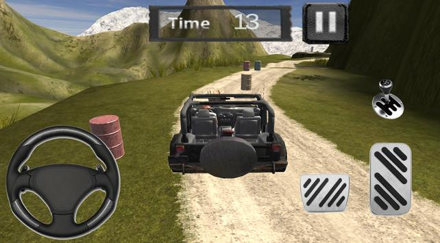 off road jeep driving simulator screenshot 3