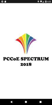 Spectrum 2K18 poster
